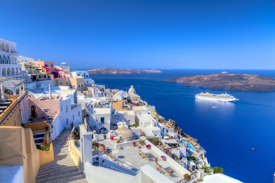 Information about Santorini